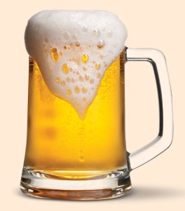 Beer has been with us since prehistoric times when people found that it was a great source of B vitamins and a safe and ready supply of a potable, portable beverage.