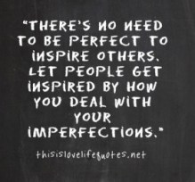 InspireWithImperfections