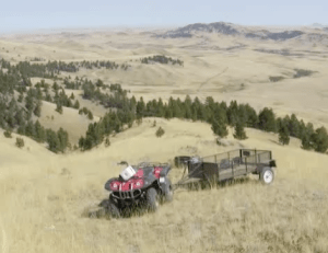 4wheeler and trailer hauling supplement