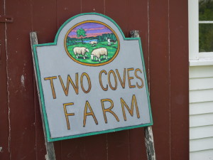 Two Coves Farm in Maine is the result of a farmer working with a local land trust. Click to read more about how it worked for them.