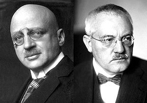 Fritz Haber and Carl Bosch were German scientists.