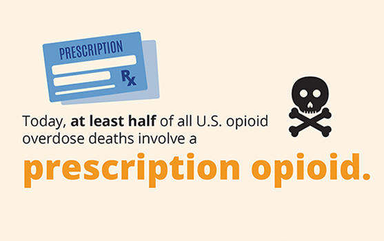 Prescription Drug Misuse Infographic