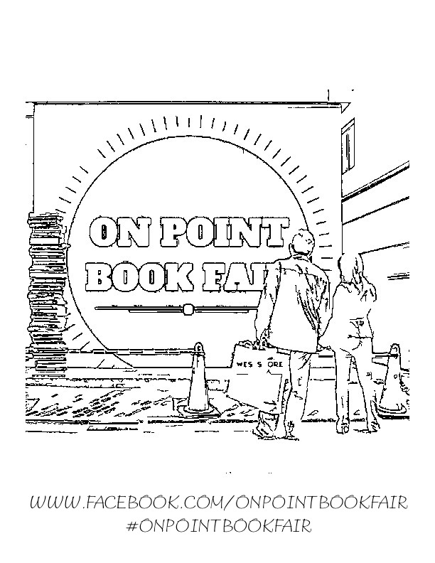 On Point Book Fair Coloring Contest