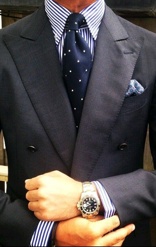 Simple Guide to Mens Shirts and Tie Combinations