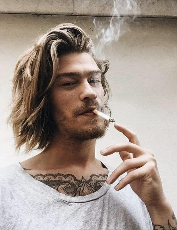 Mens Long Hairstyles 2019 : hairstyles, Men's, Hairstyles, Every, Should, Inspiration