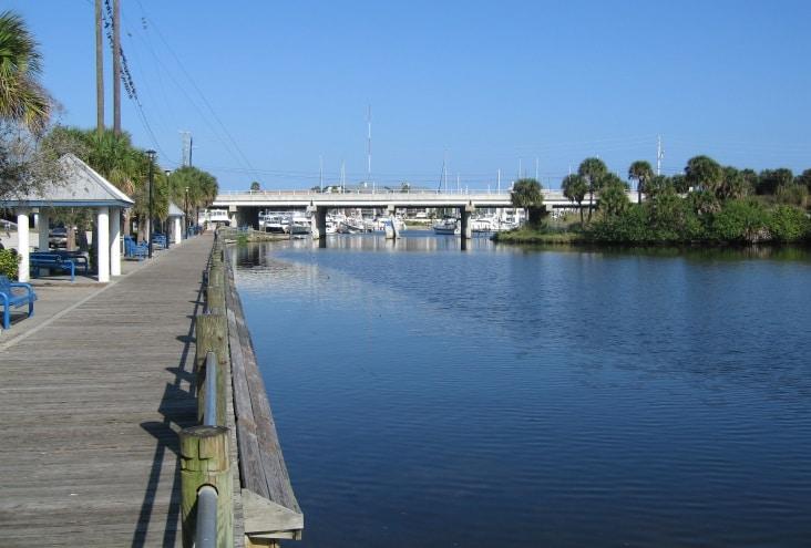 Picture of Melbourne Florida Harbor