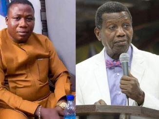 Pastor Adeboye and Igboho