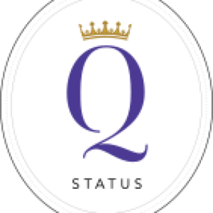 On Queen Status logo