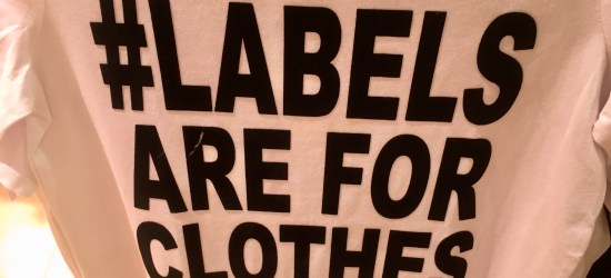 Labels: not just for clothes