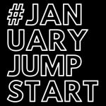 #januaryJumpStart badge