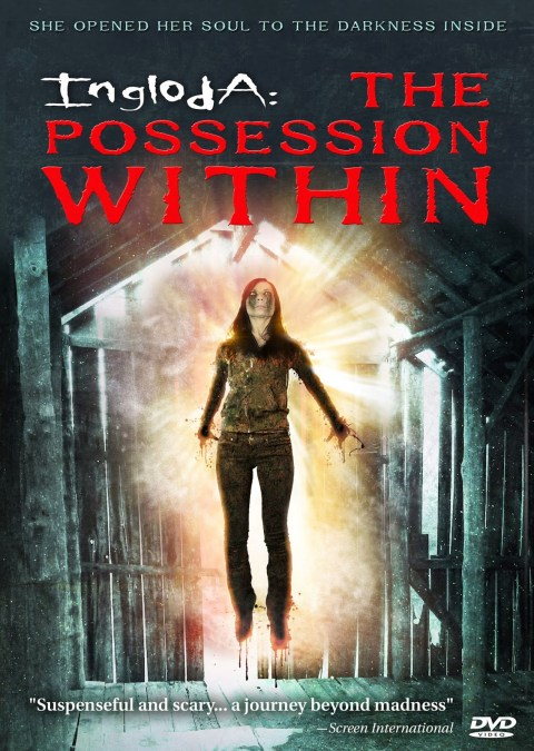 Ingloda: The Possession Within DVD Cover (Unapproved, V5)