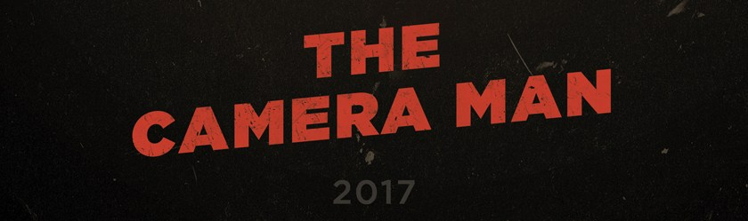 The Camera Man News Header