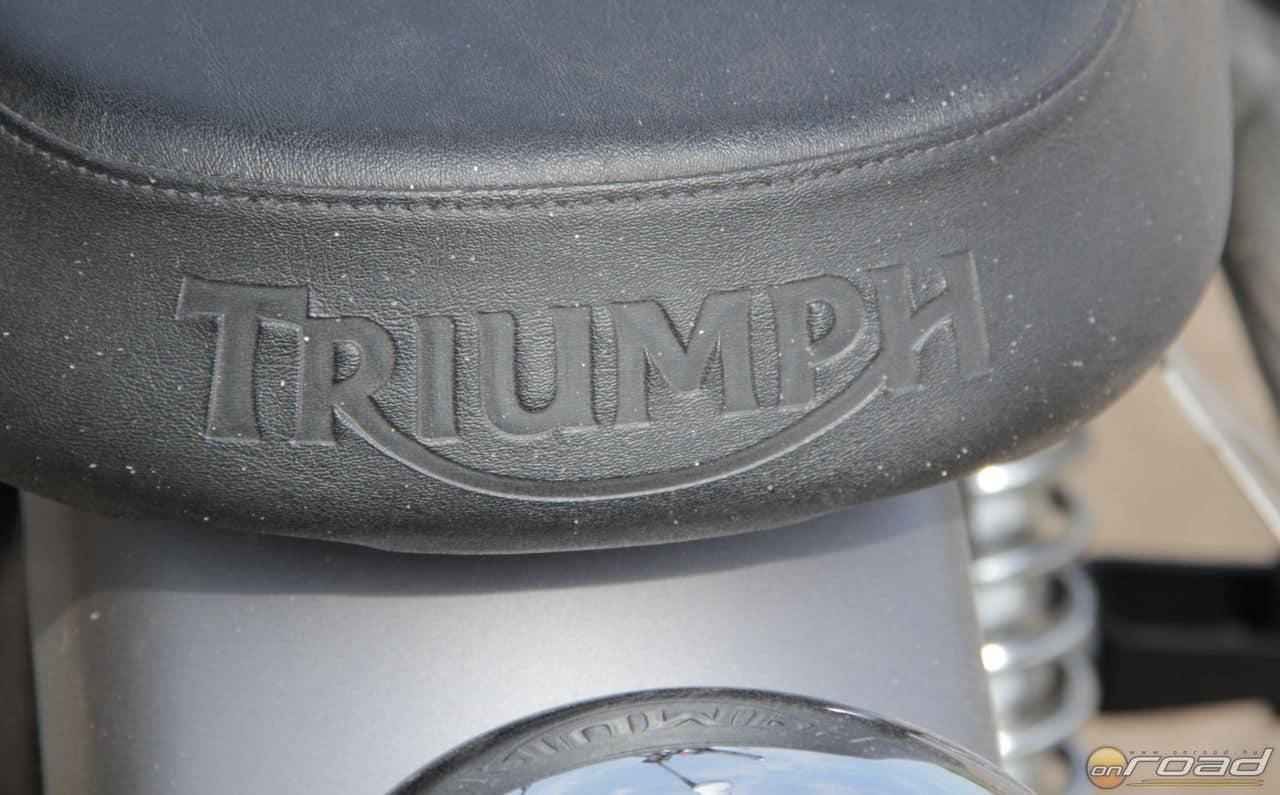 Joggal büszke a motor a márkájára!