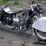 turbinamotor onroad nyitó