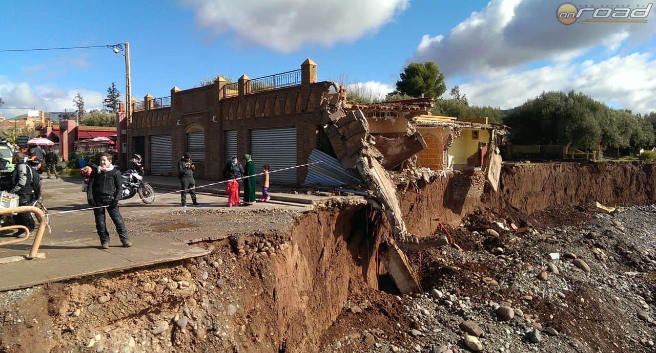 Volt egy kis árvíz - fél házakat vitt el nyomtalanul