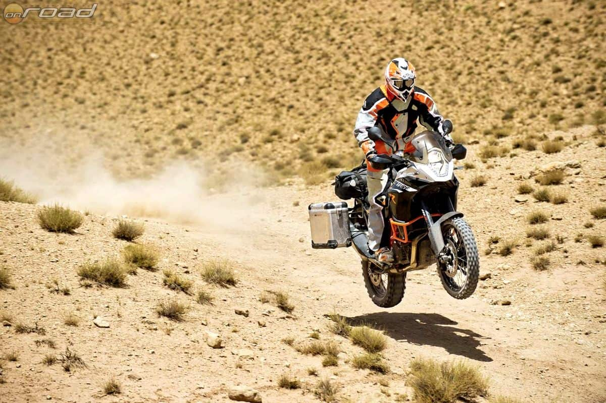 A KTM 1190 Adventure rendkívül sikeres modellnek számít a gyár történetében