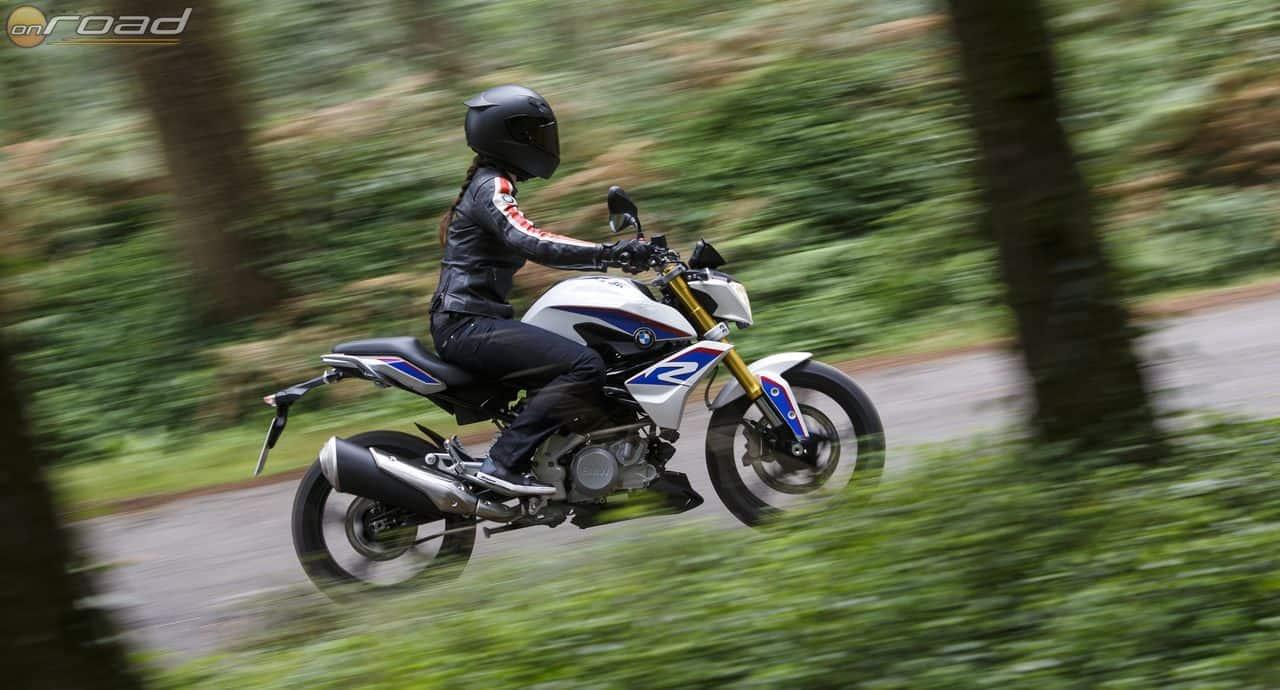 Mindenféle testalkatú motorosnak kényelmes lesz - ígéri a BMW