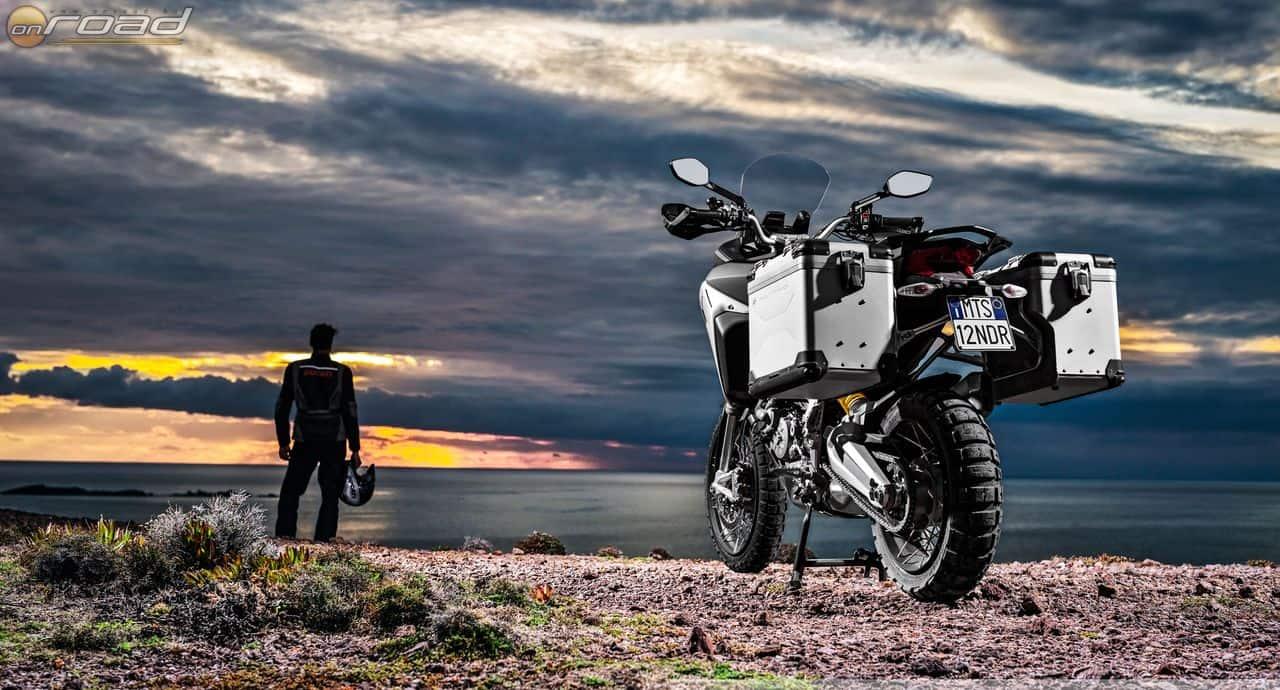 Rengeteg sikeres új modellt dobott piacra a Ducati