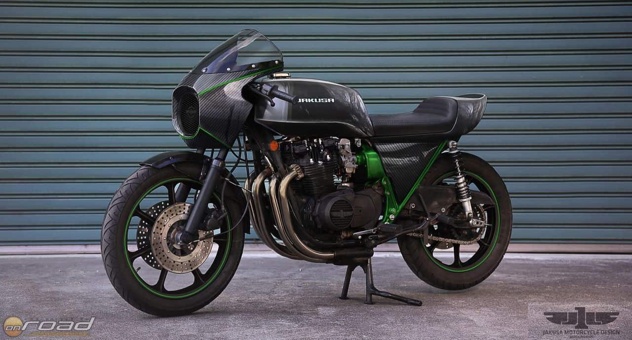 Ez természetesen nem a leendő Kawasaki ZR900 prototípusa - csak reméljük, hogy hasonlóan izgi lesz