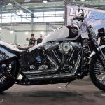 115 HD Softail Heritage custom