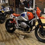 134 BMW RnineT UrbanGS custom