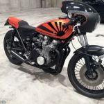 33 Honda CB500 custom