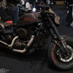 90 HD Fatbob custom