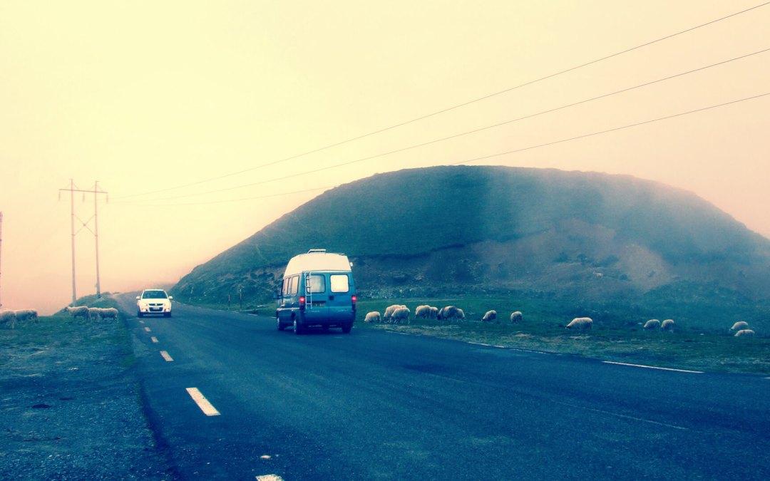 Fear on the road: pueblos malditos sobre 4 ruedas