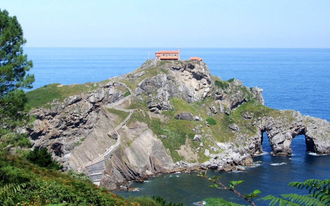 San Juan de Gaztelugatxe, nuestra particular muralla china