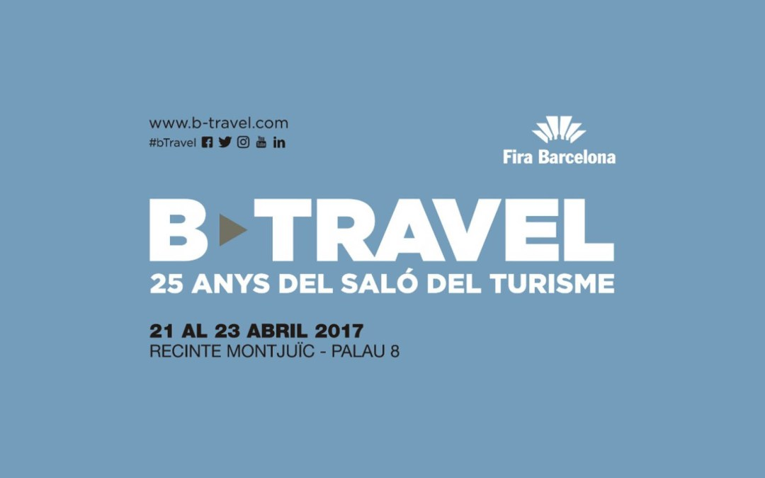 Sorteo Entradas B-Travel 2017