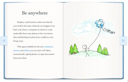 Dropbox ile dosyalarınıza her yerden ulaşılabilirsiniz