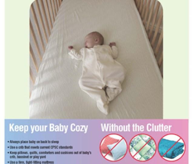Safe Sleep Bedding Pillows Safety And More