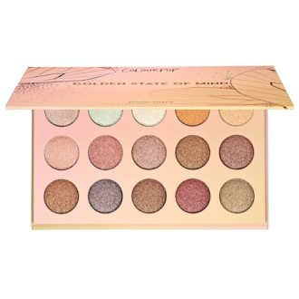 Golden State Of Mind Shadow Palette, $18