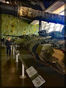Canadian War Museum Post WWII Armour