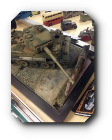 Hornet Hobbies Model German Panzer Tiger