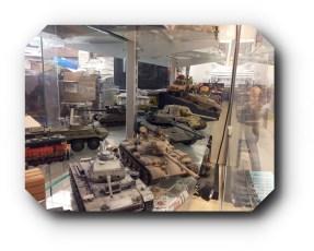 Hornet Hobbies Model Shelf WWII