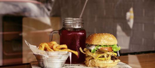 Burgers instagram