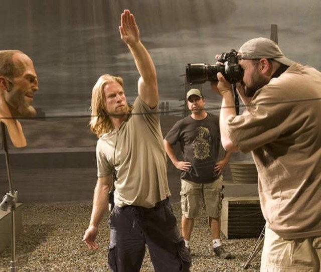 Thick Skull Of Jason Statham Crank 2 2009