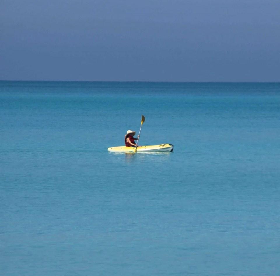 Varadero canoe