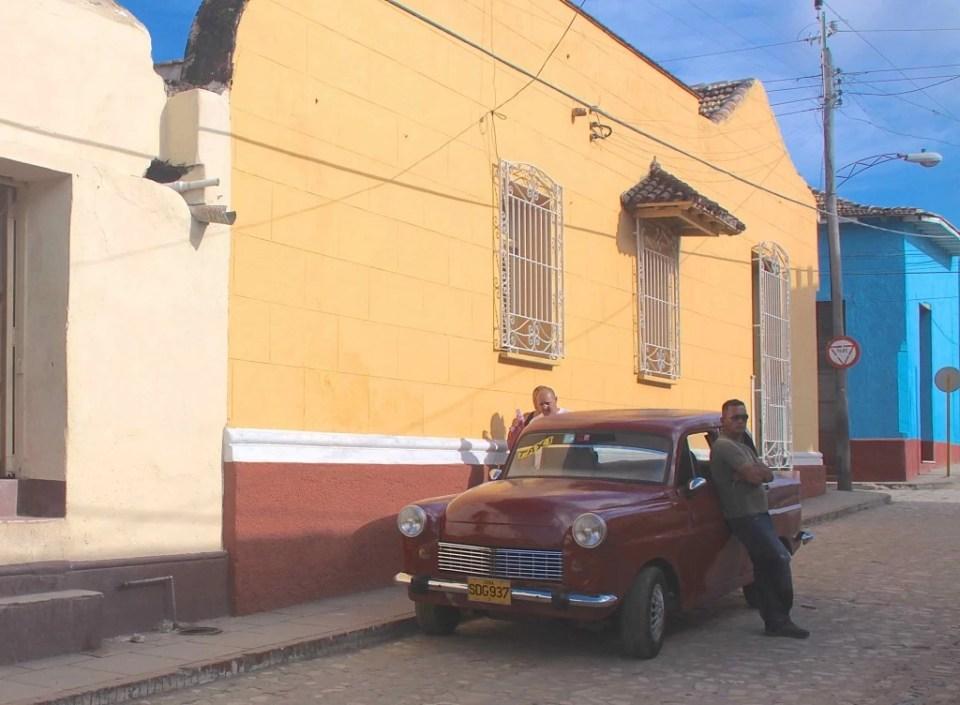 voiture trinidad