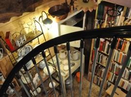 becherel librairie livre brocante