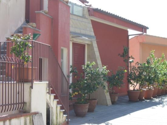 BB Casa Rossa in Monreale op Sicili