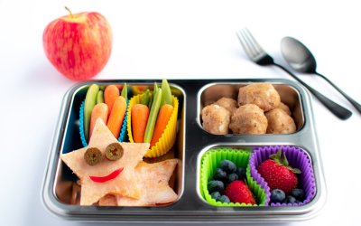 Packing School Lunches Your Kids Will Love