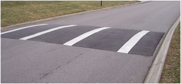 Speed Bump Installation Company