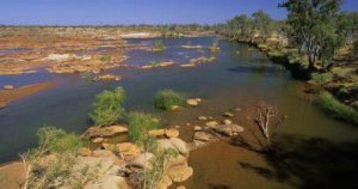 Australia, Western Australia, Ashburton River