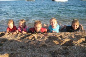 Mackerel Islands Family Holidays