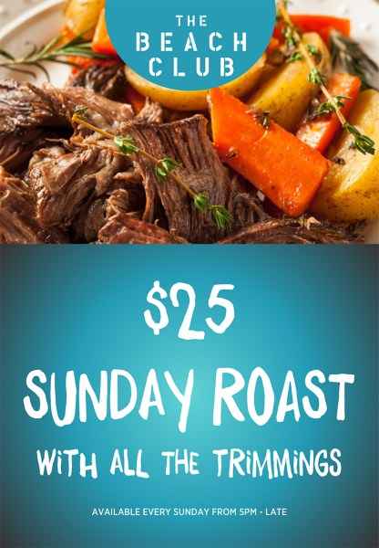sunday roast dinner onslow karratha exmouth hedland pilbara gascoyne
