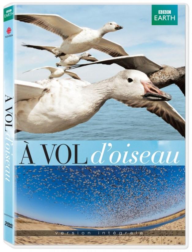 A vol d'oiseau 3D_ DVD