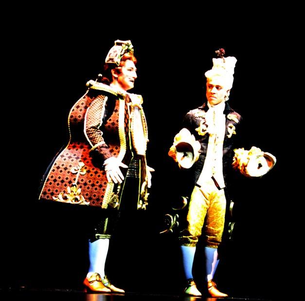 Big Ben et Lumière ( David Eguren et Dan Menasche)