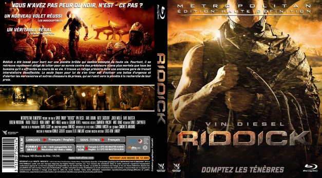 HD DVD Template